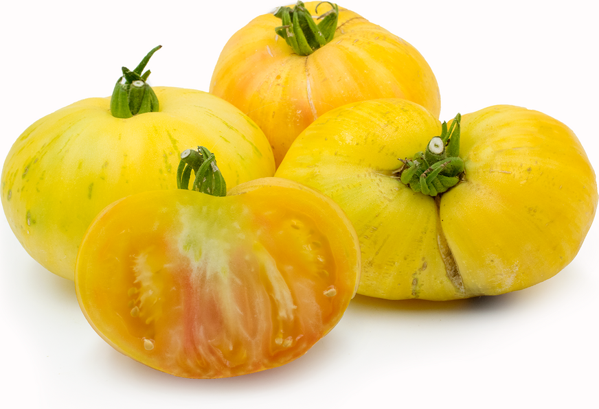 Pineapple Pig Heirloom Tomatoes picture