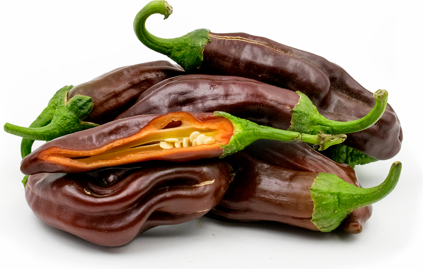 Ethiopian Brown Chile Peppers