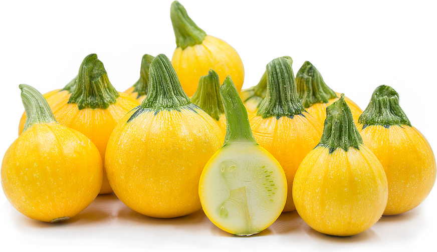 Yellow Eight Ball Squash picture