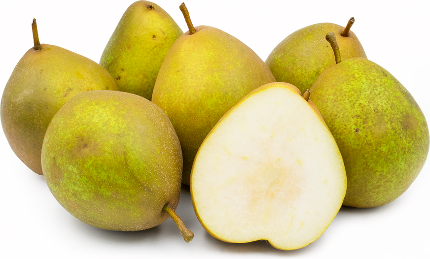 Buerre Brown Pears