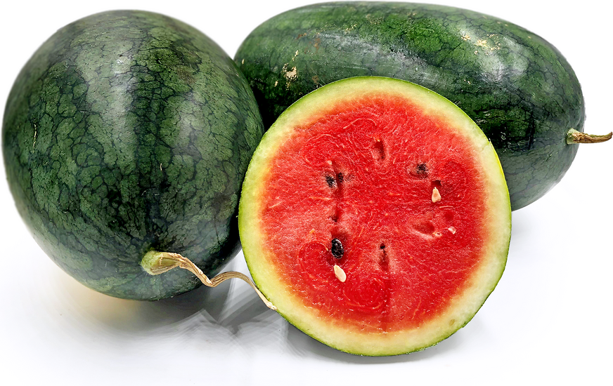 Black Beauty Watermelons picture