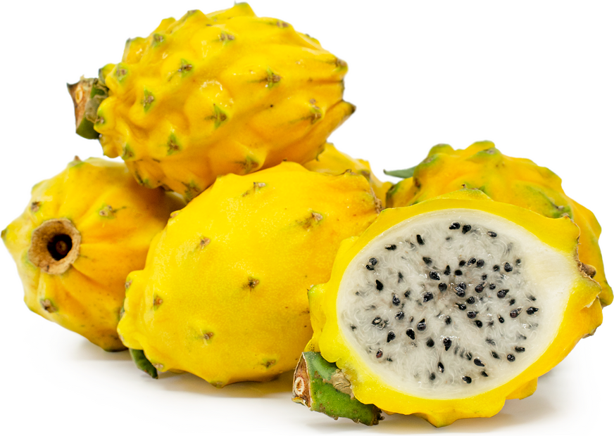 Yellow Dragon Fruit From S.America picture