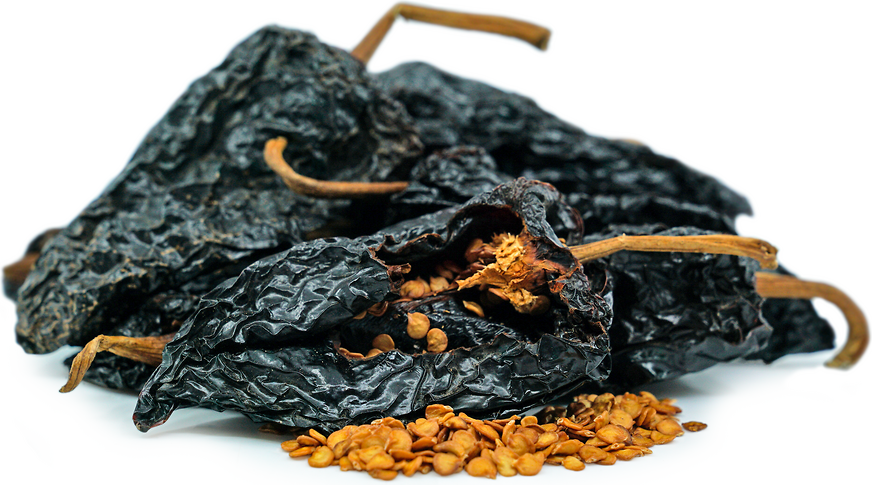 Dried Pasilla Mixe Peppers
