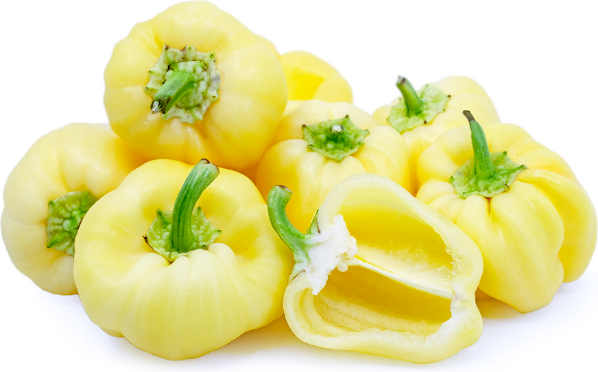 White Bell Peppers picture