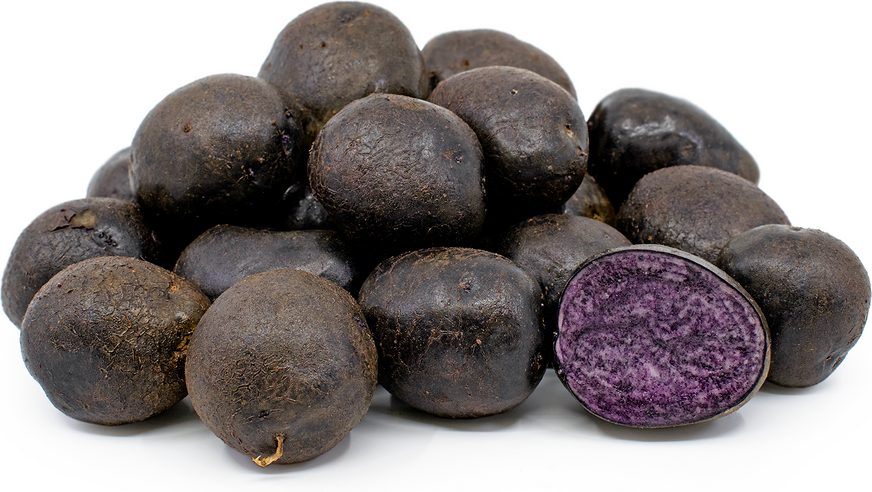 Purple Majesty Potatoes picture