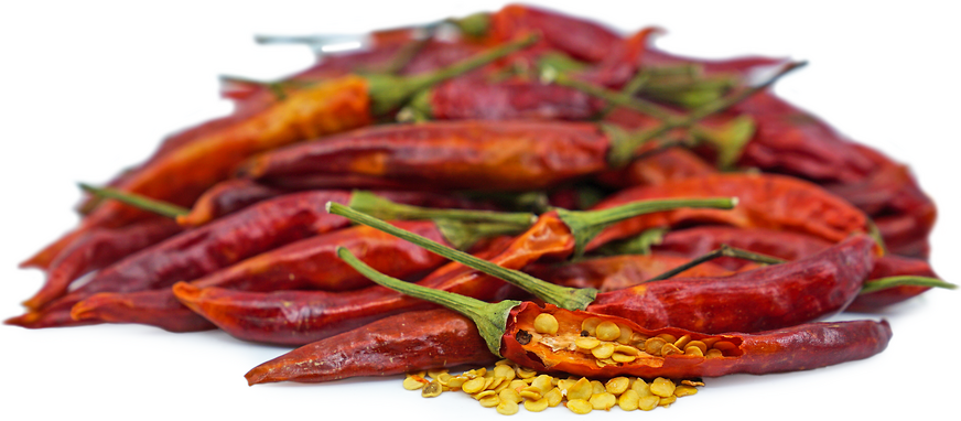 Dried Peperoncino Peppers picture