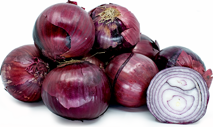 Red Onions picture