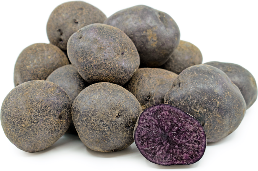 Purple Creamer Potatoes