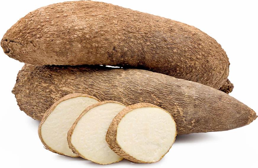 West African Yams picture