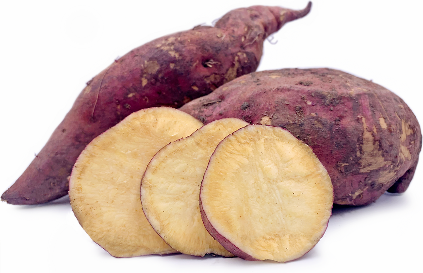 West African Yellow Sweet Potatoes picture