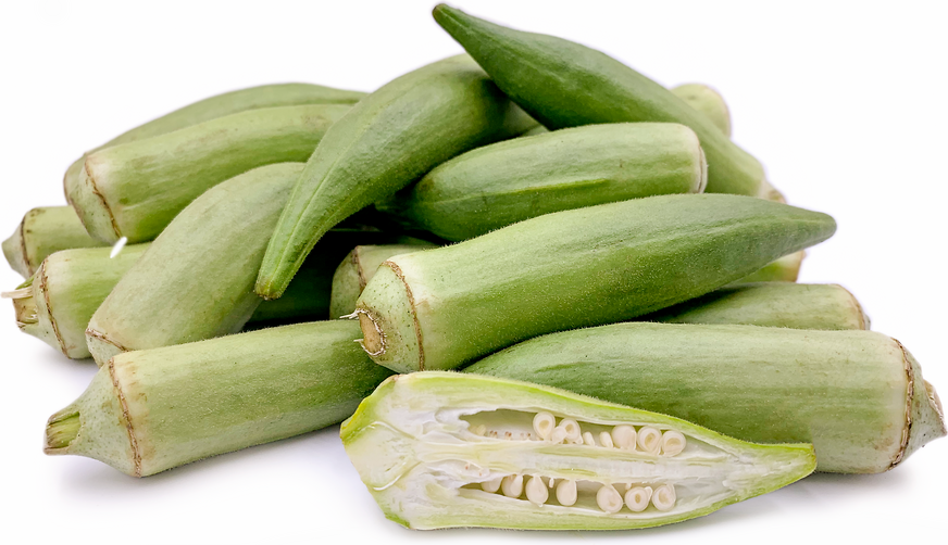 West African Okra picture