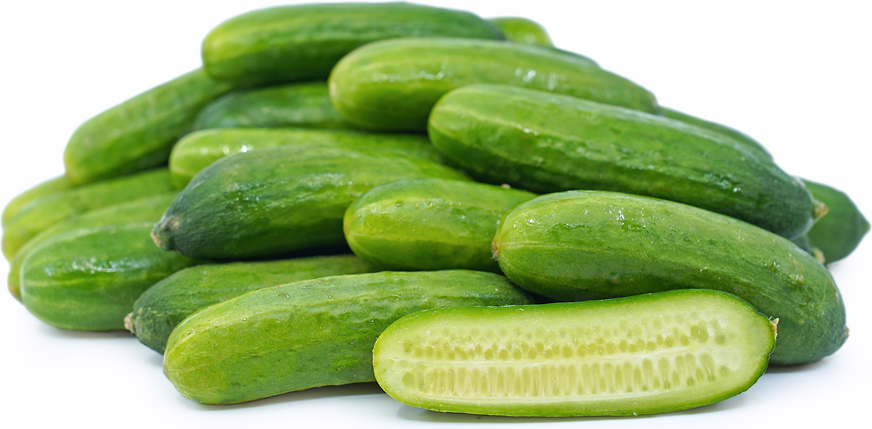 Baby Persian Cucumbers picture