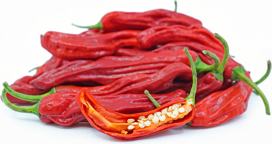 Red Shishito Peppers picture