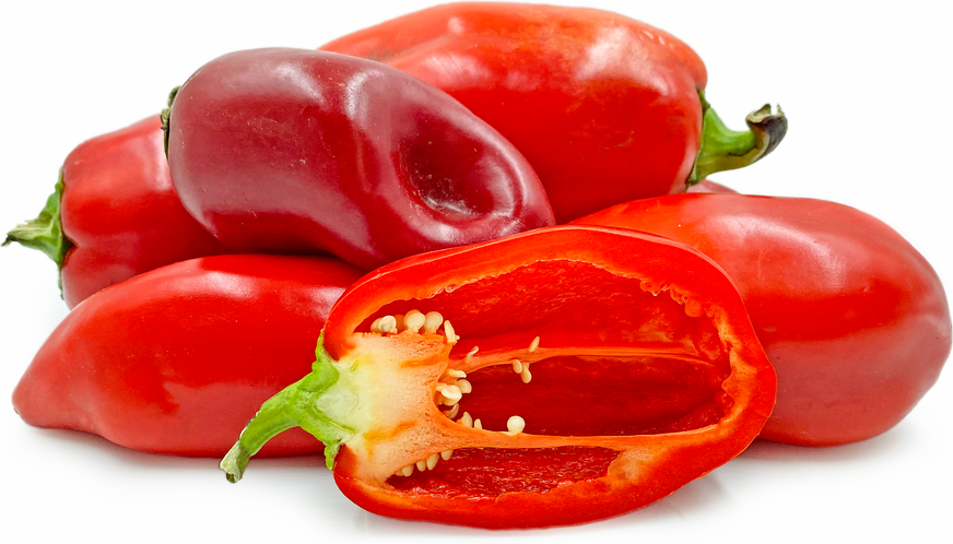 Red Swallow Chile Peppers picture