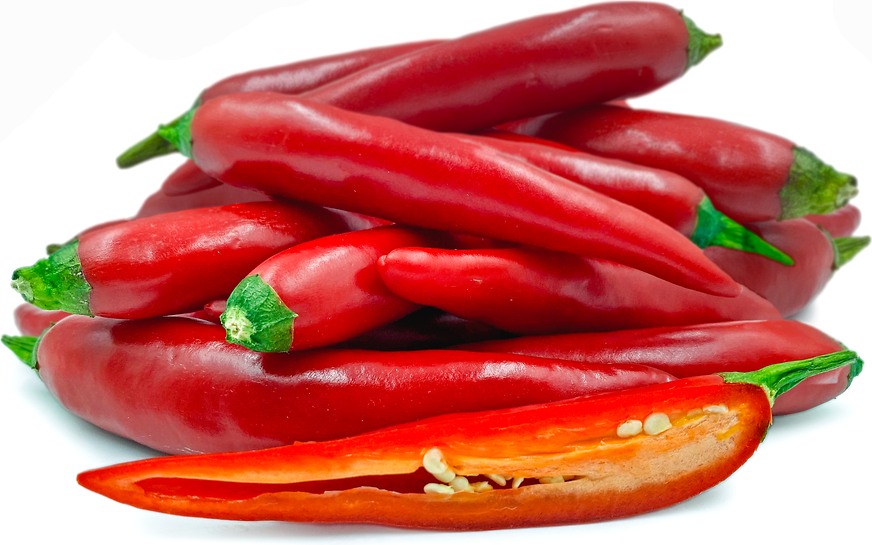 Holland Red Peppers picture