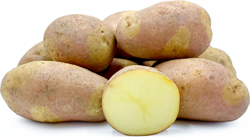 Pink Gypsy Potatoes picture