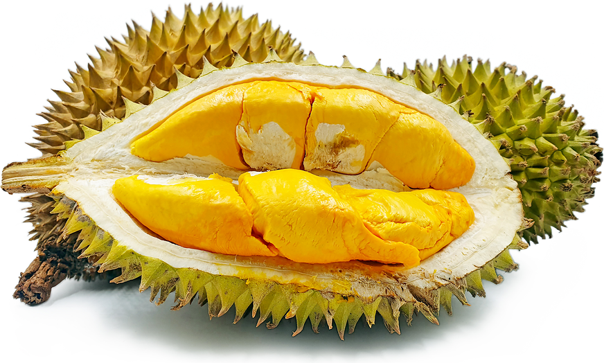 Orange Meat Durian picture