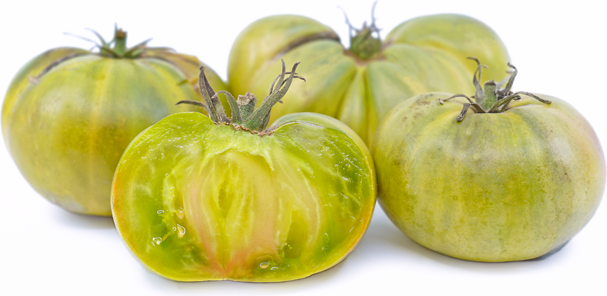 Evergreen Tomatoes picture