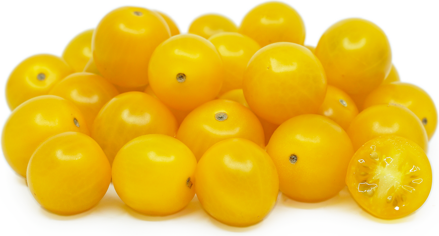Yellow Cherry Tomatoes picture