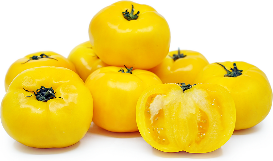 Yellow Tomatoes Information, Recipes and Facts