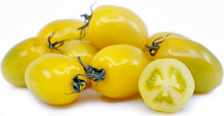 Yellow Roma Tomatoes picture