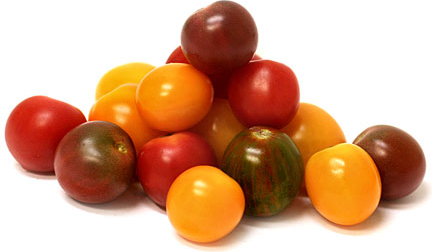 Heirloom Mix Cherry Tomatoes