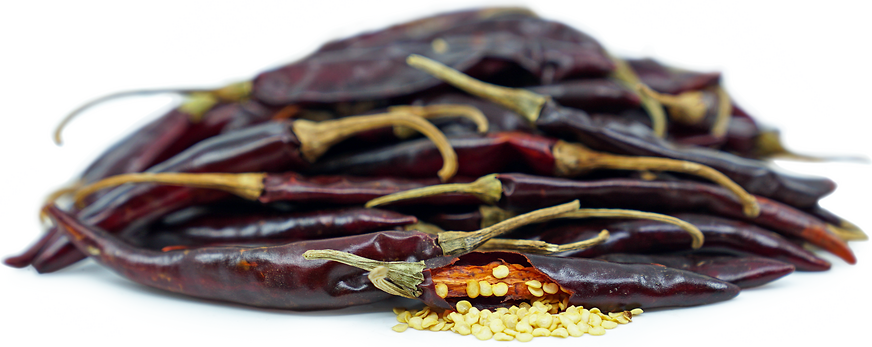 Dried Pulla Chile Peppers picture
