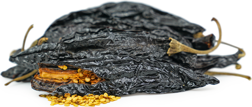 Dried Pasilla Negro Chile Peppers picture