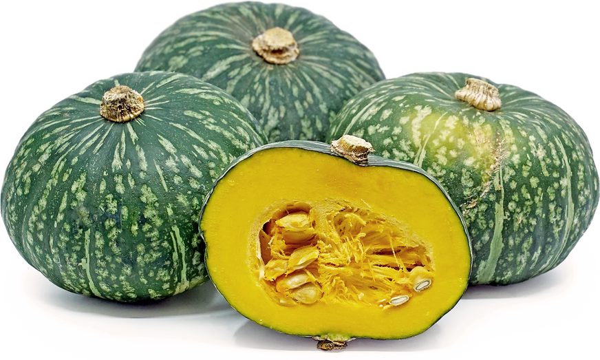 Kabocha Squash Information, Recipes and Facts