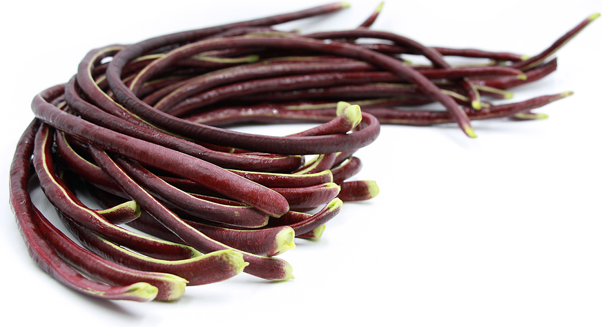 China Long Purple Beans