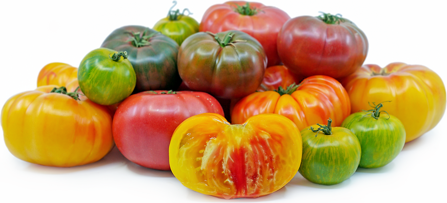 Assorted Heirloom Tomatoes picture
