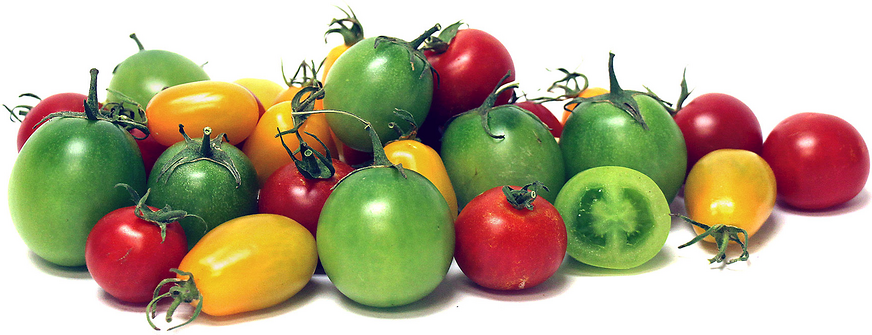 Heirloom Cherry Tomatoes picture