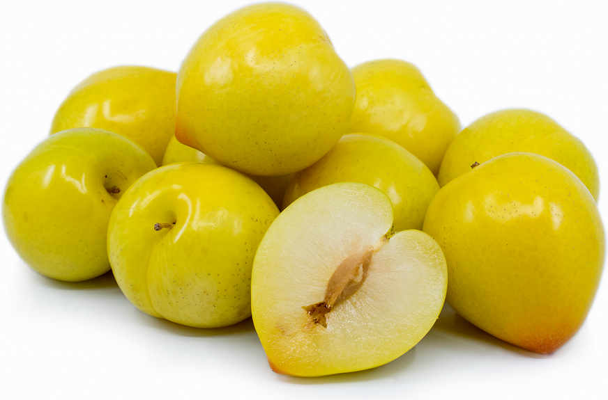 Lemon Plums
