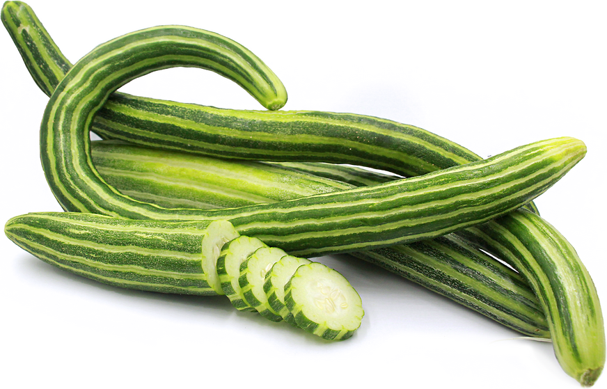 Armenian Striped Cucumbers