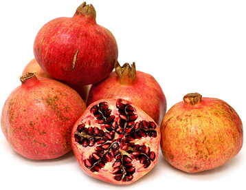Pink Pomegranates picture
