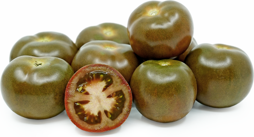 Heirloom Rosso Bruno Tomatoes picture