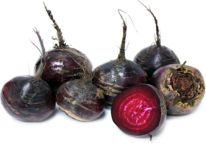 Organic Root Beets Bulk Red