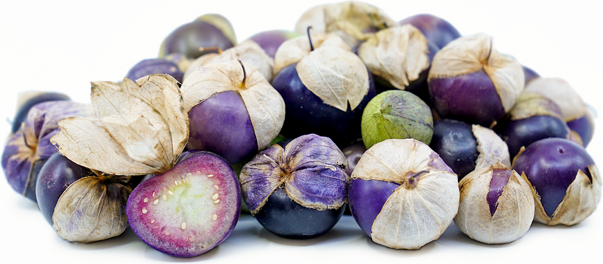 Purple Tomatillos picture
