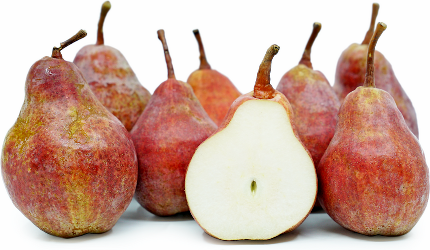 Red Bartlett Pears picture