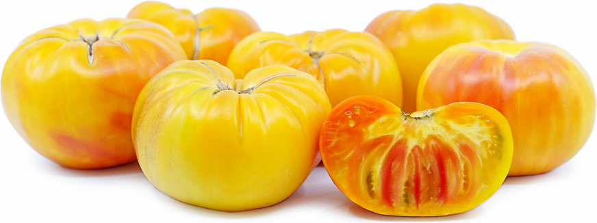 Pineapple Heirloom Tomatoes picture