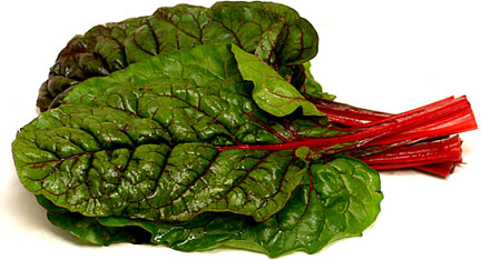 red swiss chard information recipes and facts