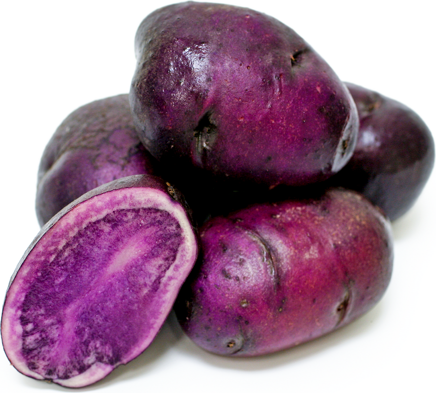 All Blue Potatoes picture