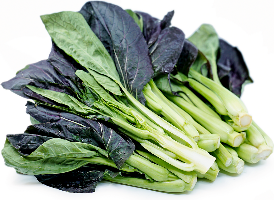 Red Bok Choy Cabbage picture