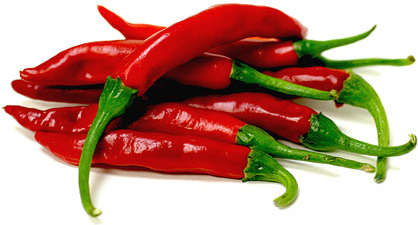 Thai Dragon Chile Peppers Information, Recipes and Facts