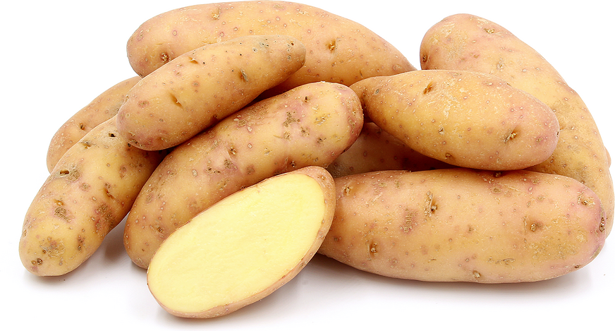 Ruby Crescent Fingerling Potatoes picture