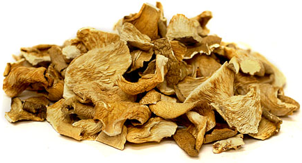 Dried Oyster Mushrooms picture