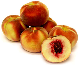 Snow White Peaches