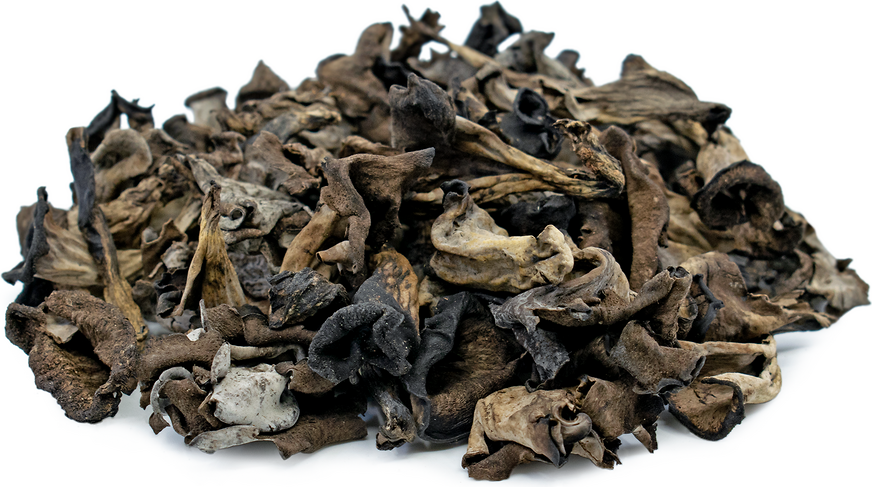 Dried Trumpet Mushrooms