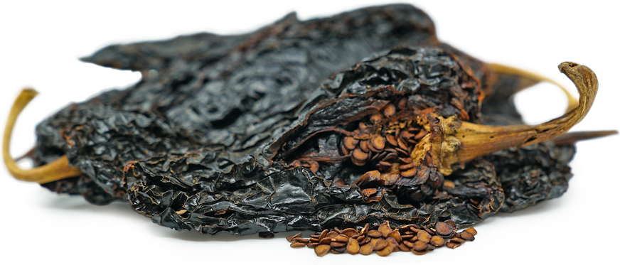 Dried Mulato Chile Peppers