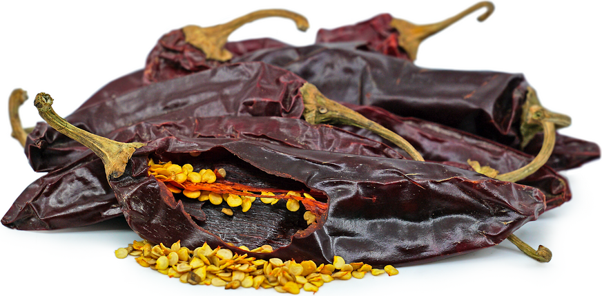 Dried Anahiem Chile Peppers
